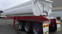 8.4m Original Side tipper